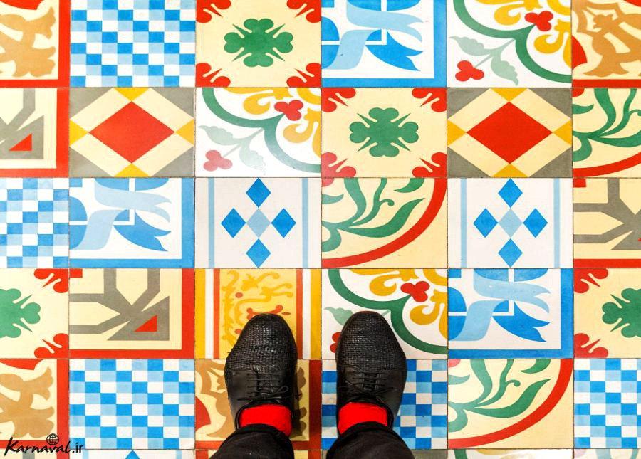 ونیز شهری با سنگ فرش های شگفت انگیز