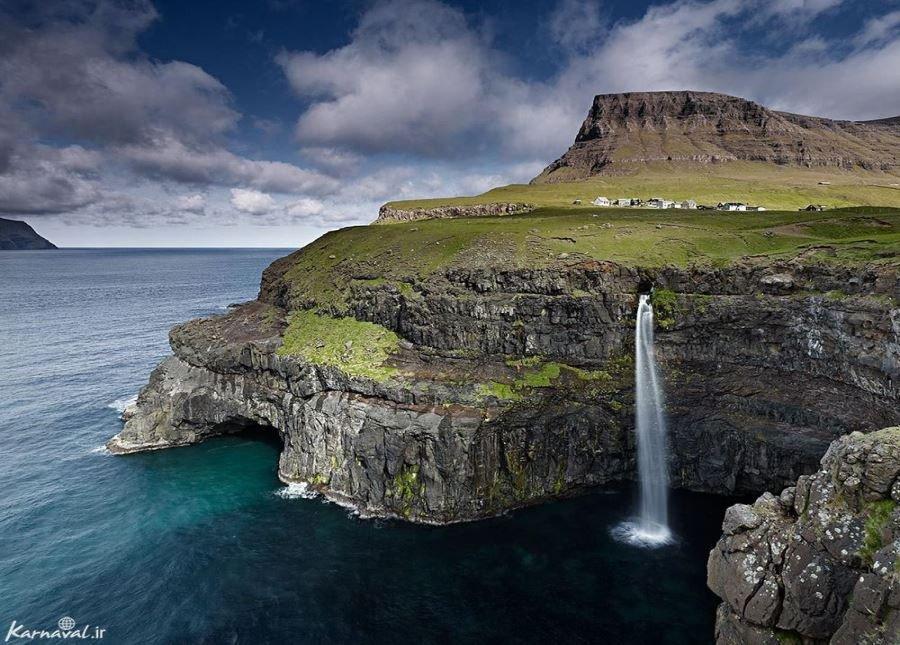 آلبوم تصاویر شگفت انگیز از جزایر زیبای فارو