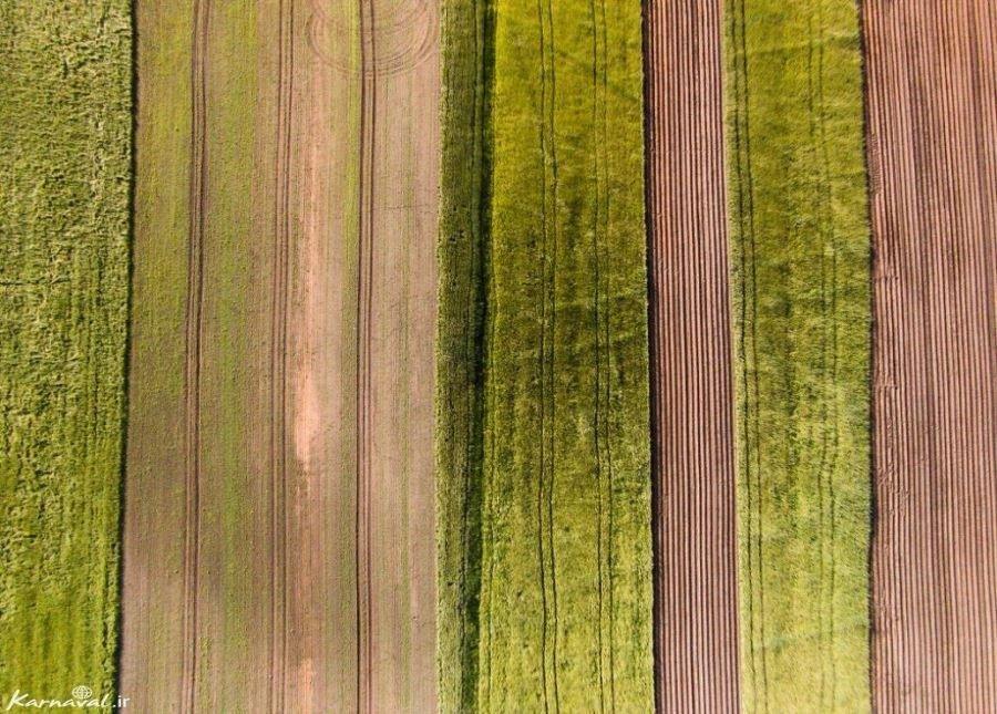 عکس های هوایی و  زیبای کارولیس جانولیس