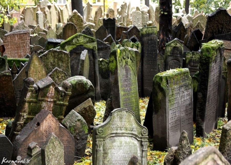 قبرستان چند لایه