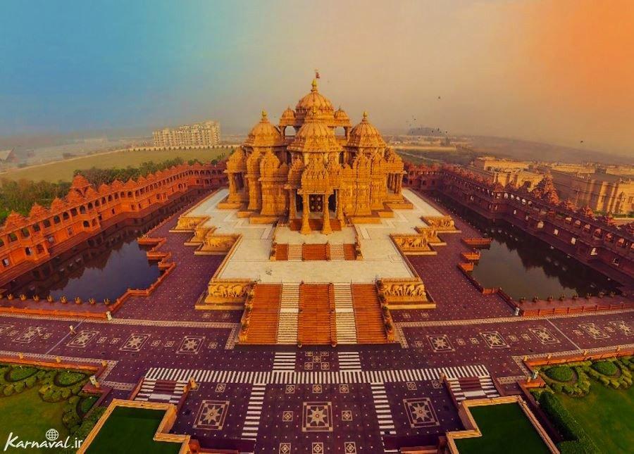 معبد آکشاردام دهلینو