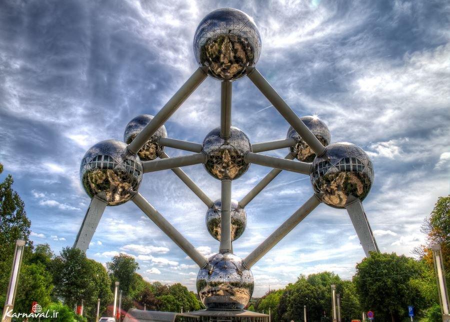 اتومیوم ، نماد بروکسل