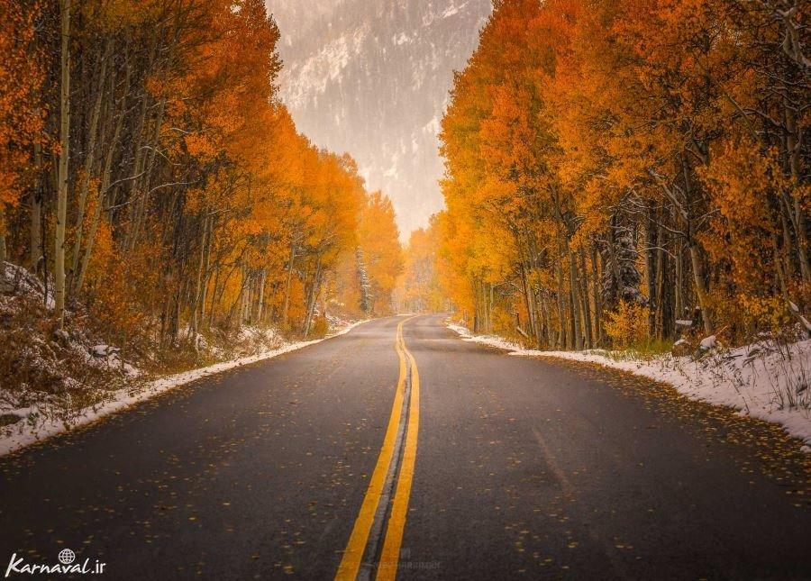 برشی از پاییز کلرادو