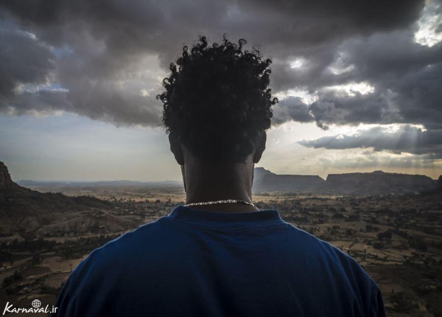 روایت تصویری عکاس کانادایی از سفر به اتیوپی