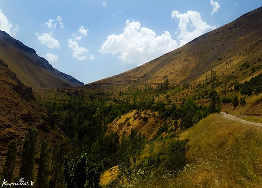 در مسیر روستای شیلاندر ؛ گزارش اختصاصی کارناوال
