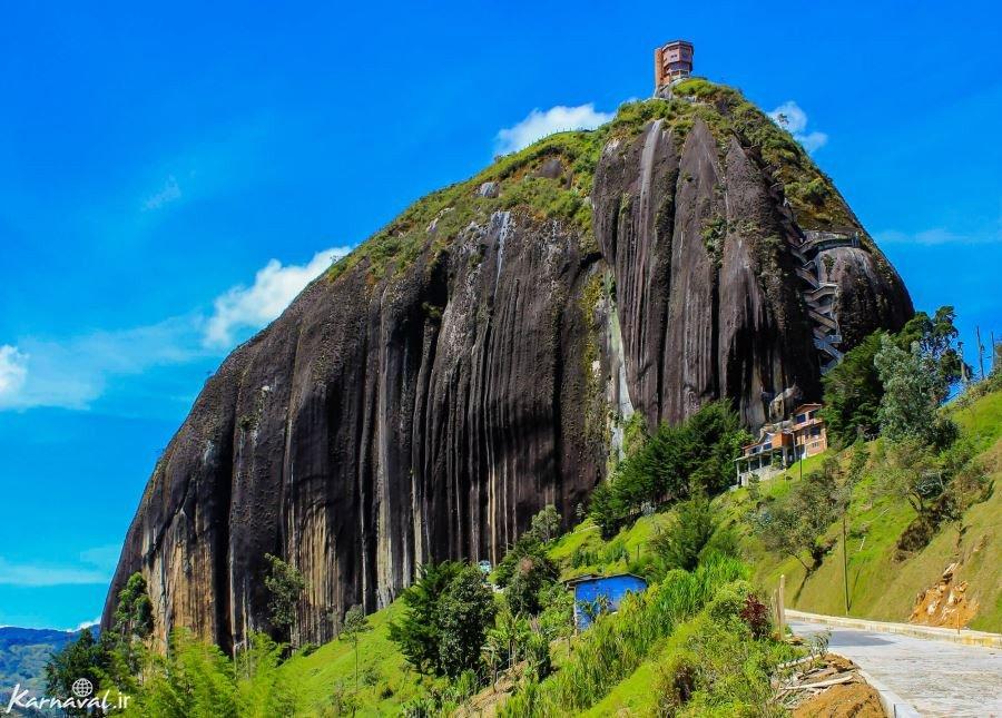 صخره گواتاپی ، کلمبیا