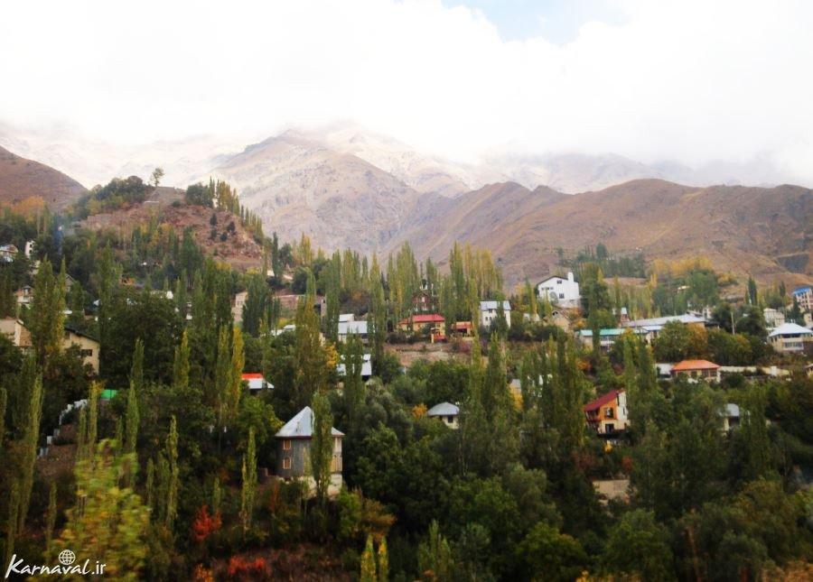 گزارش تصویری کارناوال از زیبایی های فشم