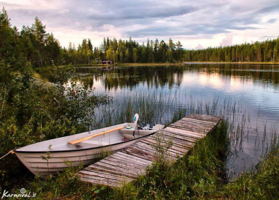 سفری تصویری به زیبایی های سوئد
