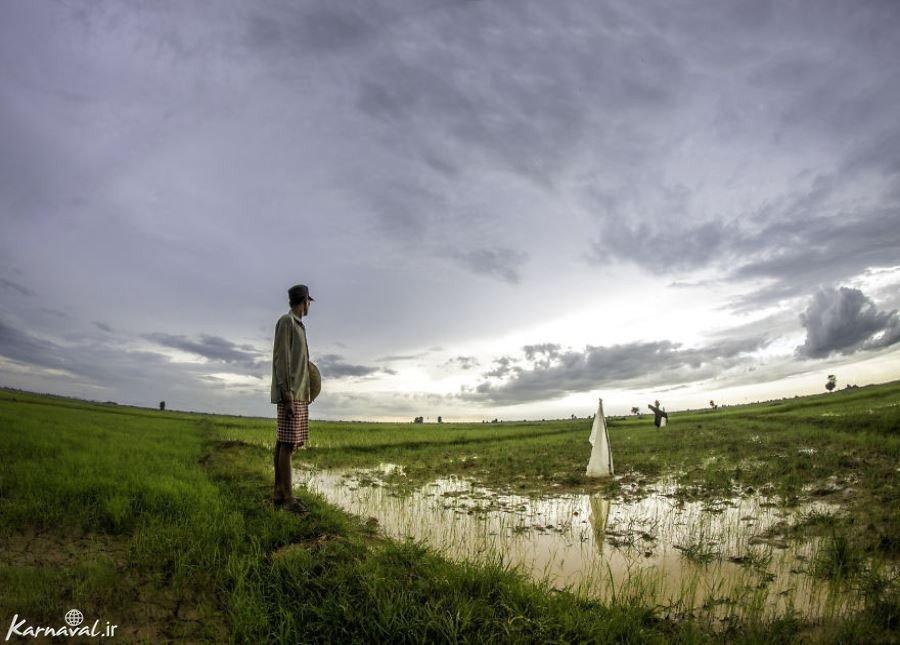 تصاویری بینظیر از زیبایی های کامبوج