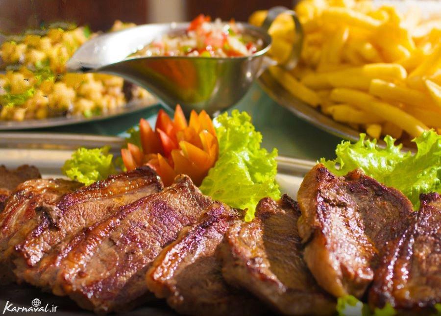 بهترین غذا های محلی ریودوژانیرو