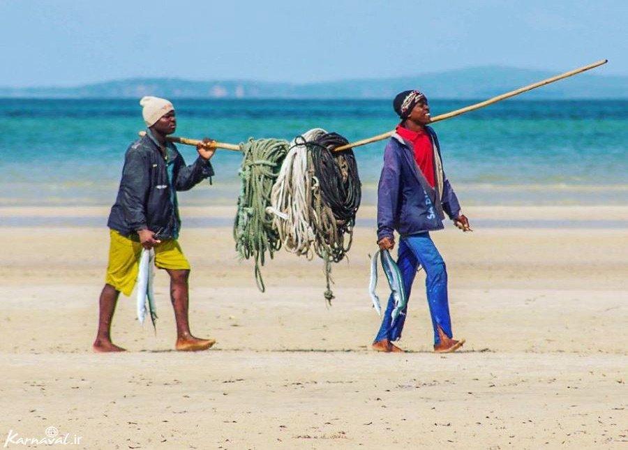 تصاویری از زیبایی های موزامبیک و مردمانش