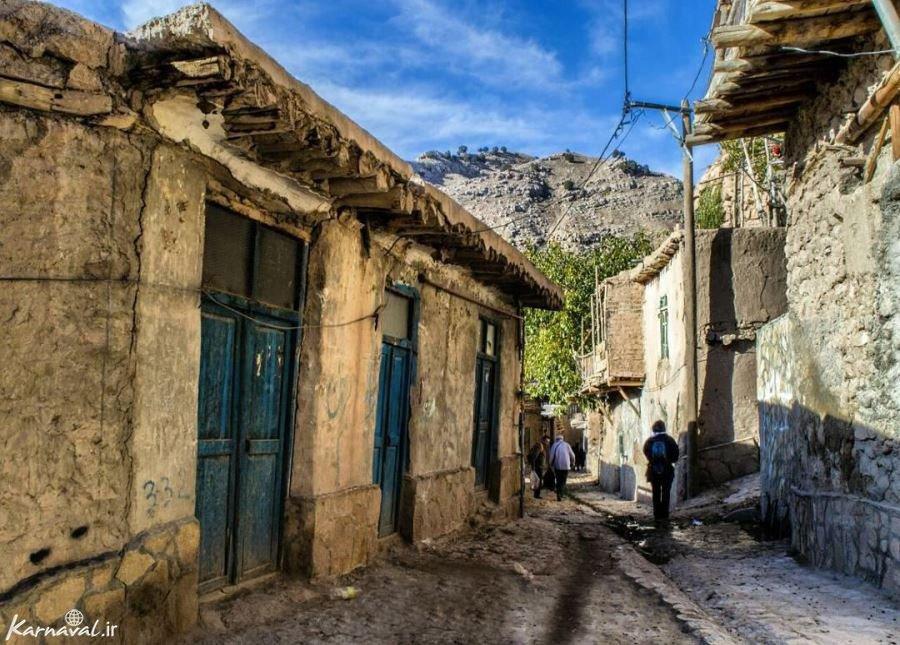 روستای اسفیدان بجنورد