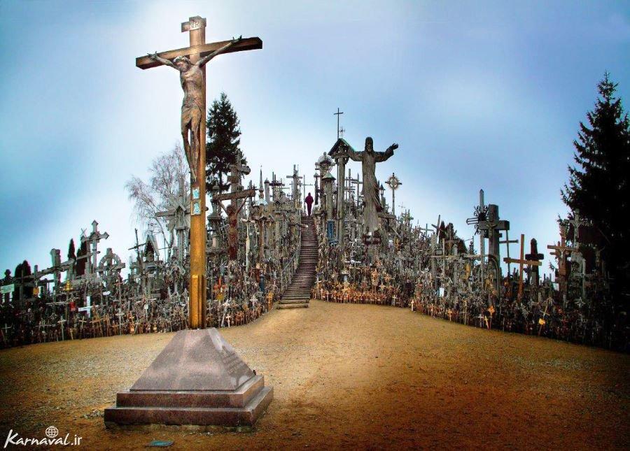 تپه صلیب