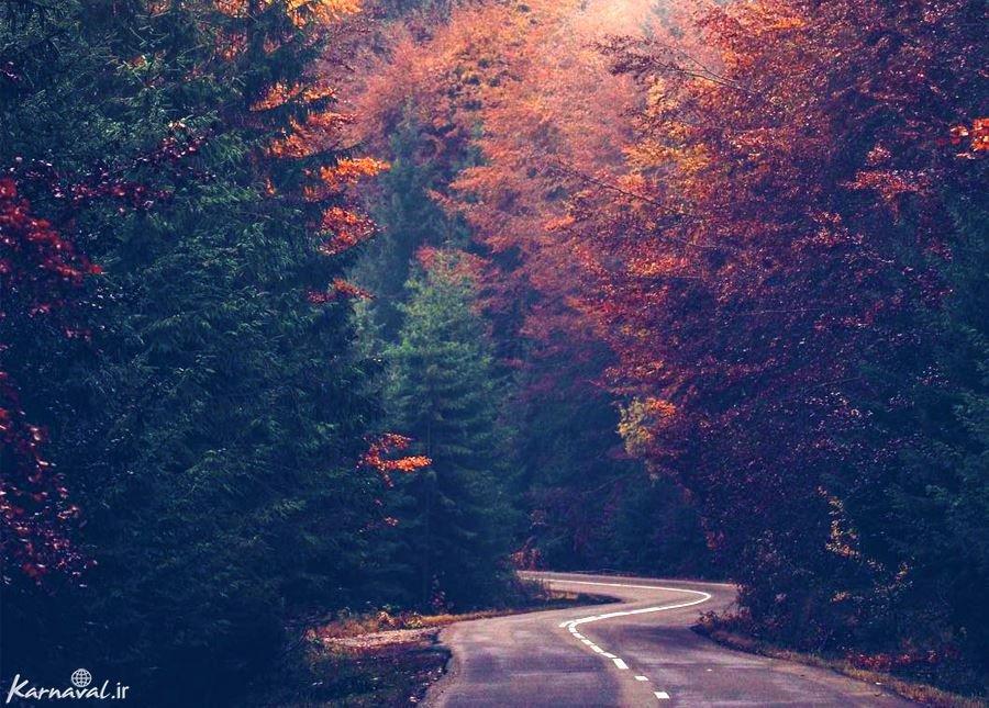 تصاویری از زیبایی های رومانی