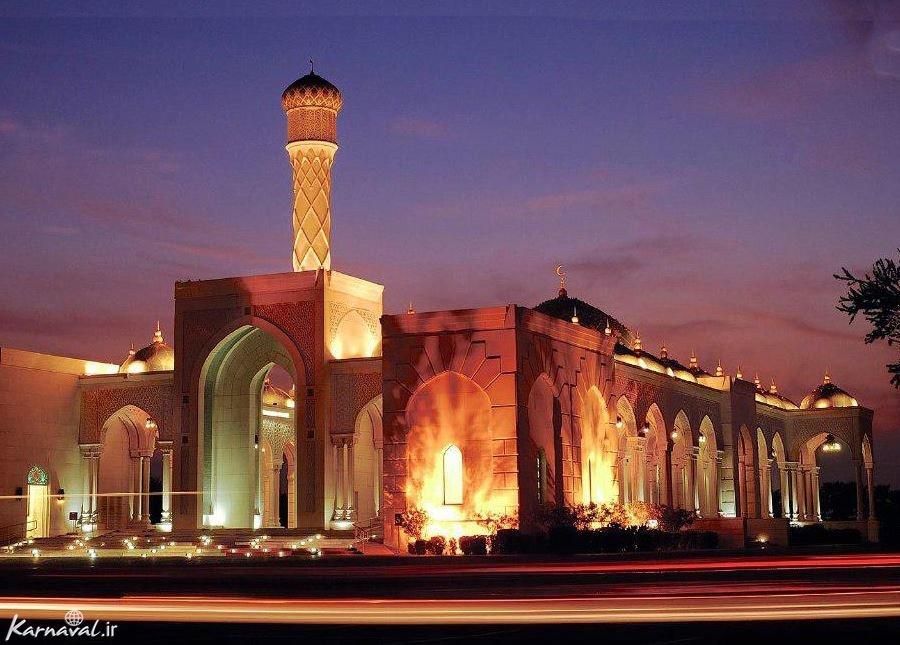 تصاویری دیدنی از کشور عمان