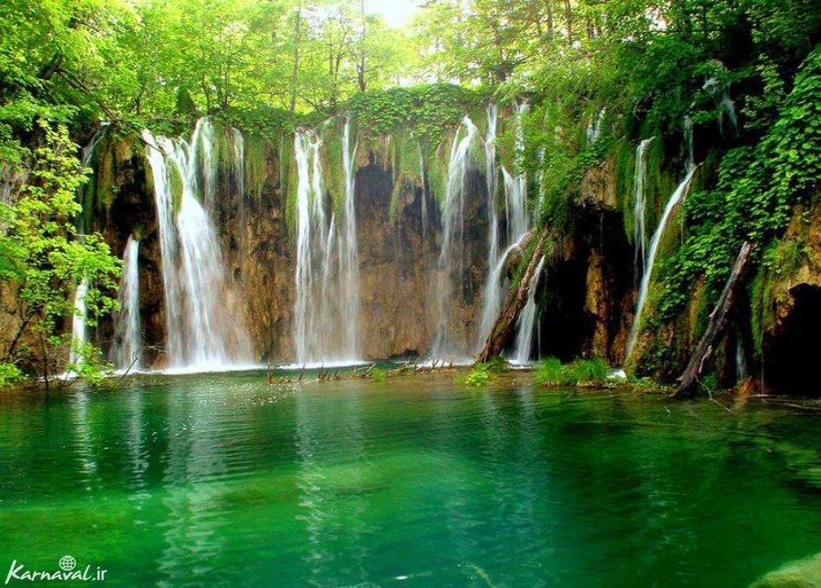 زیباترین آبشارهای پاکستان