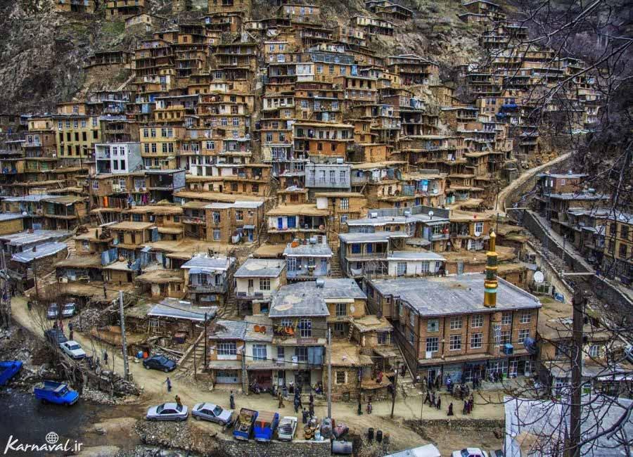 روستای تنگی سر سنندج