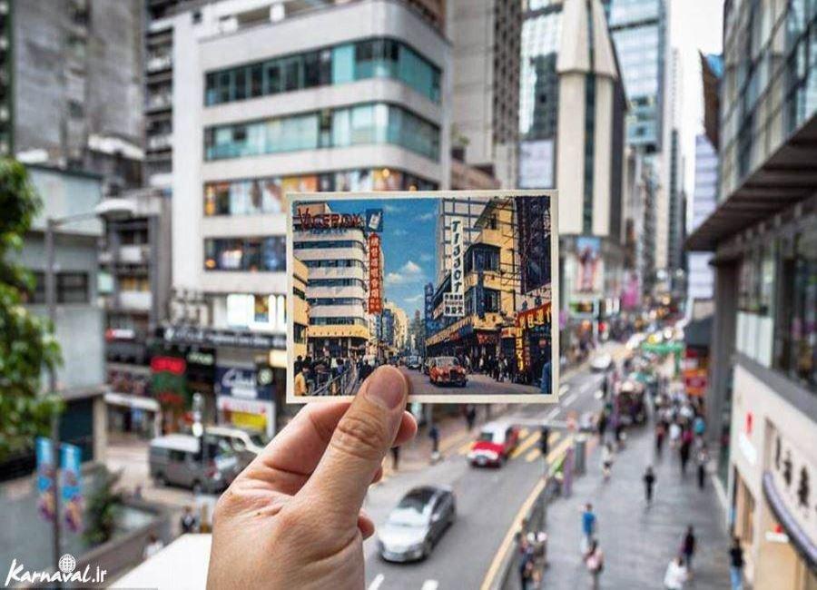 تصاویر قدیمی از هنگ کنگ