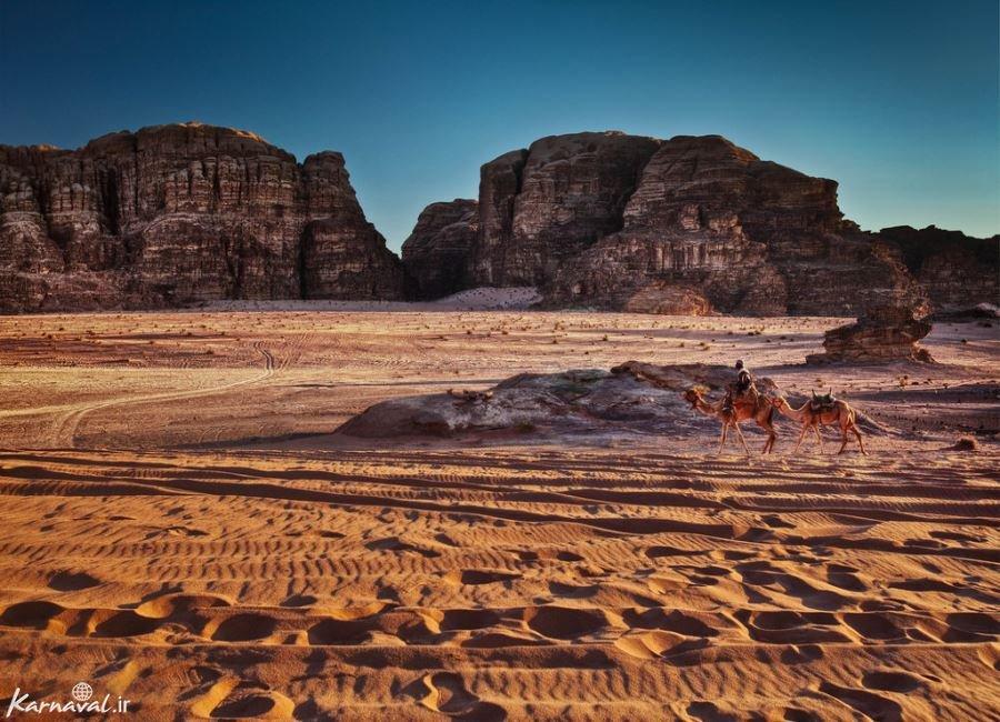 تصاویر دیدنی از سرزمین گمشده خاورمیانه