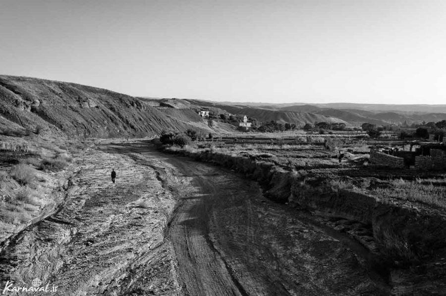 تصاویر خشکسالی خراسان شمالی