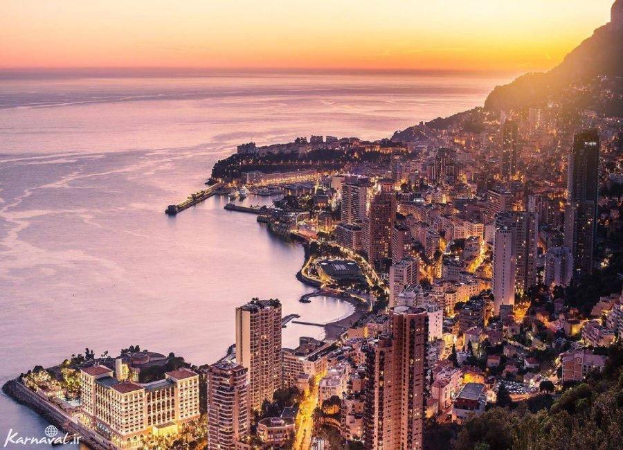 تصاویری از موناکو