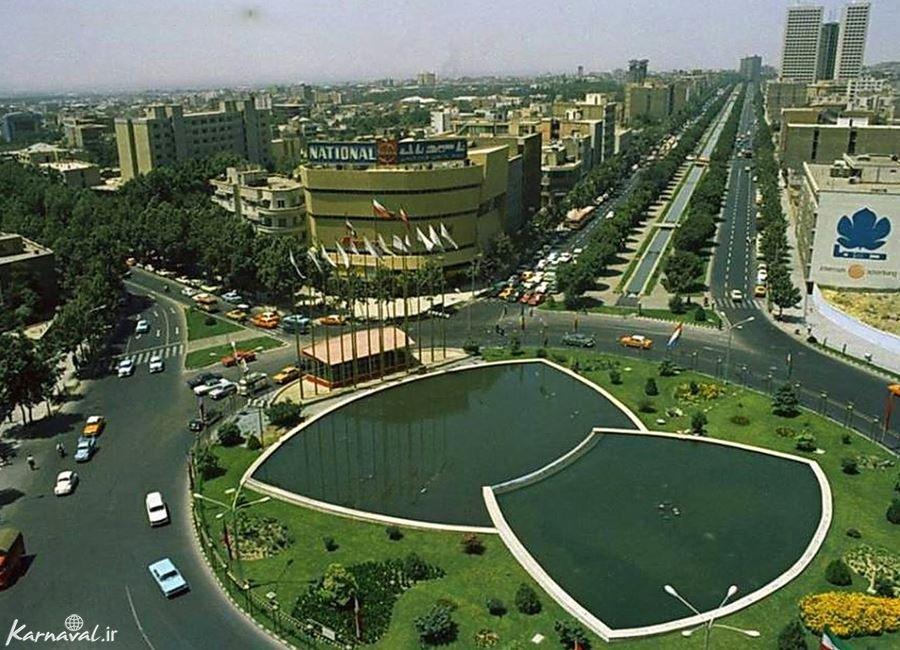 تصاویر تهران قدیم