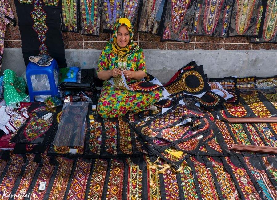 عکس های ترکمنستان