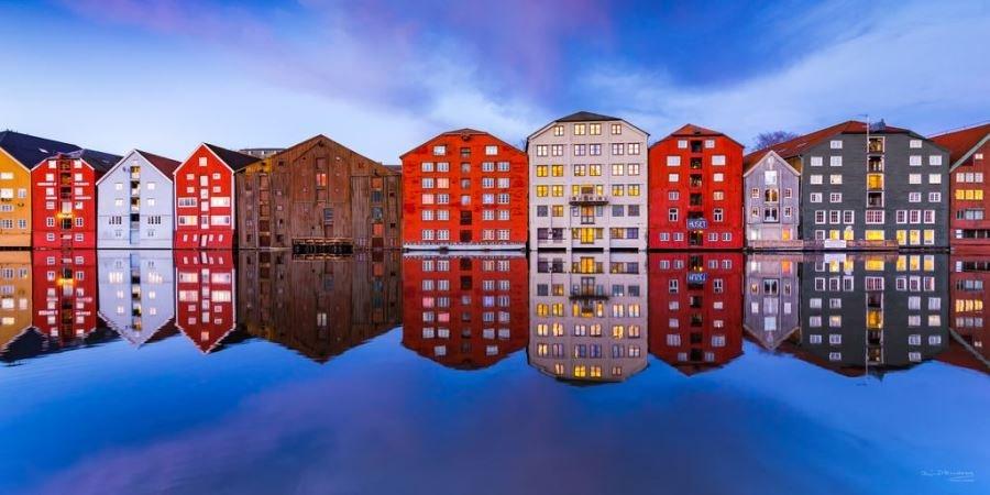 آینه شهر