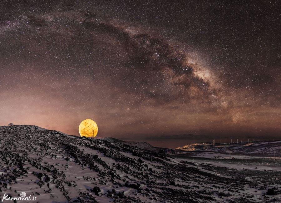 تصاویر قطب جنوب