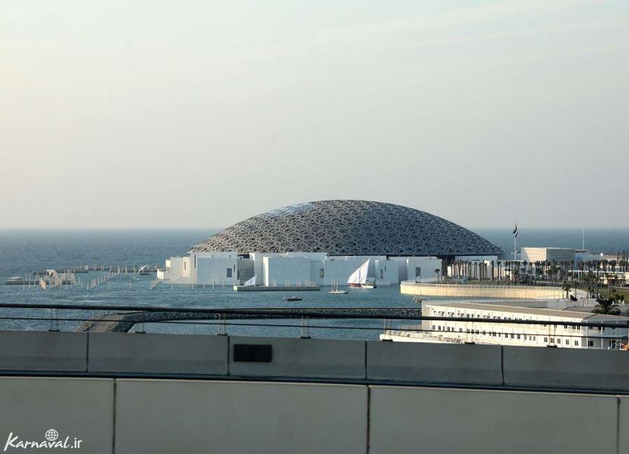 افتتاح موزه لوور در ابوظبی