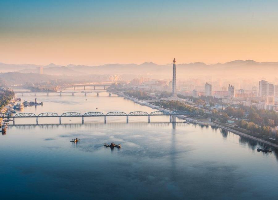 صبحی در پیونگ یانگ
