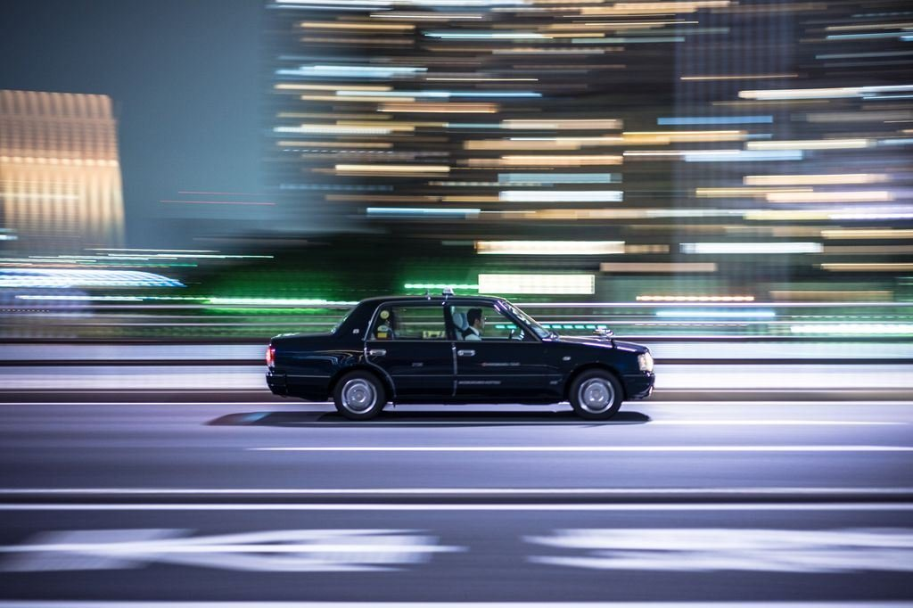 تاکسی توکیو