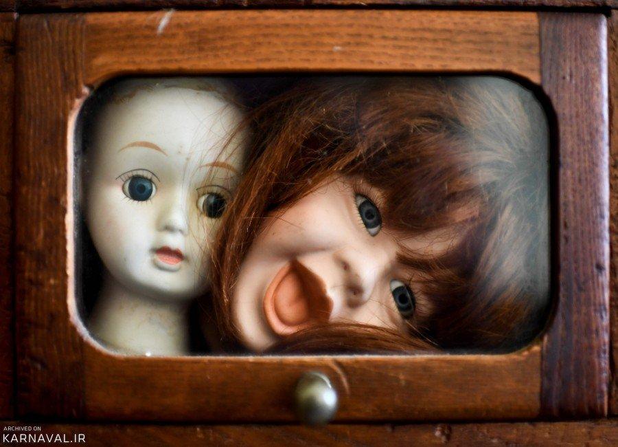 عکس های بیمارستان عروسک ها در پرتغال