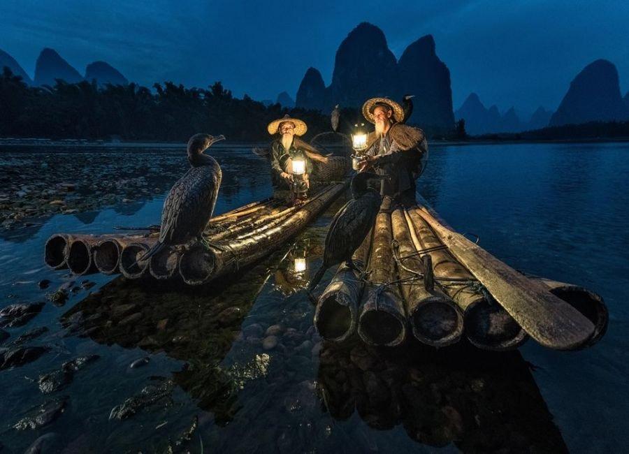 باکلان و ماهیگیران