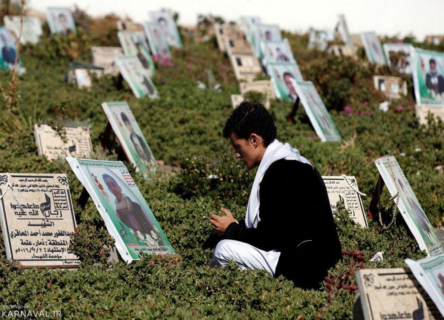 عکس هایی از جنگ یمن