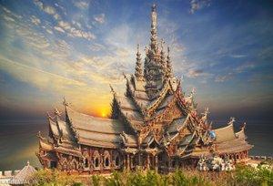 معبد حقیقت پاتایا