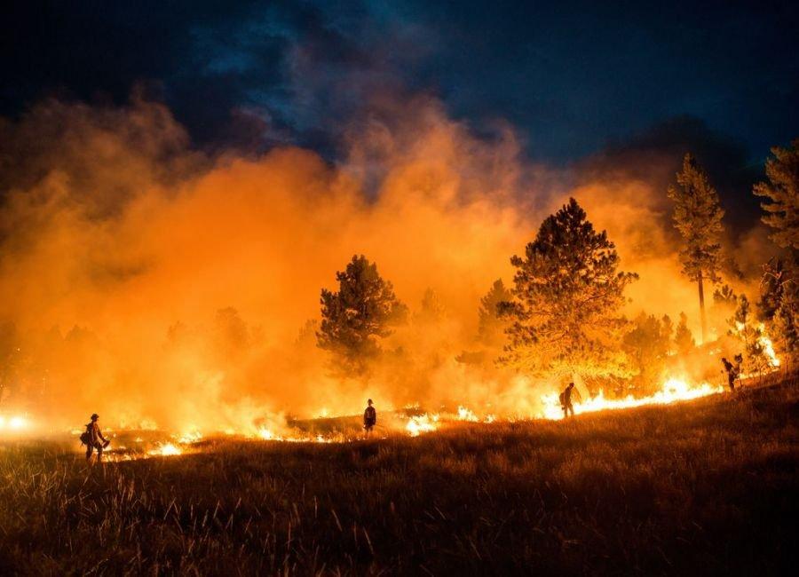 جنگ آتش با آتش