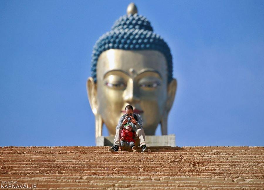 تصاویری از کشور بوتان