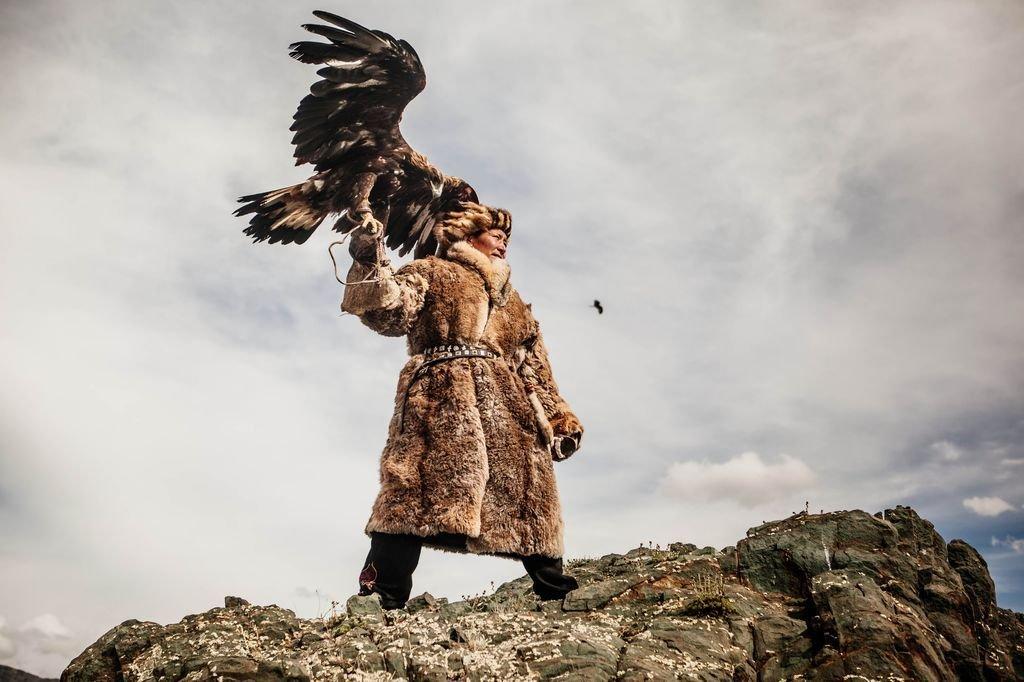 نگاه عقابی