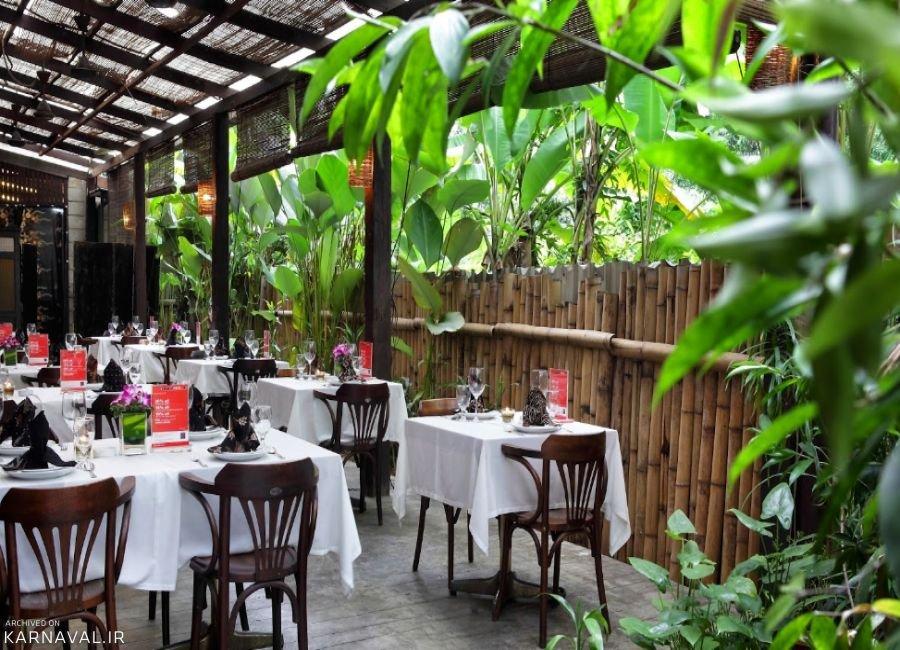 رستوران بیژن کوالالامپور