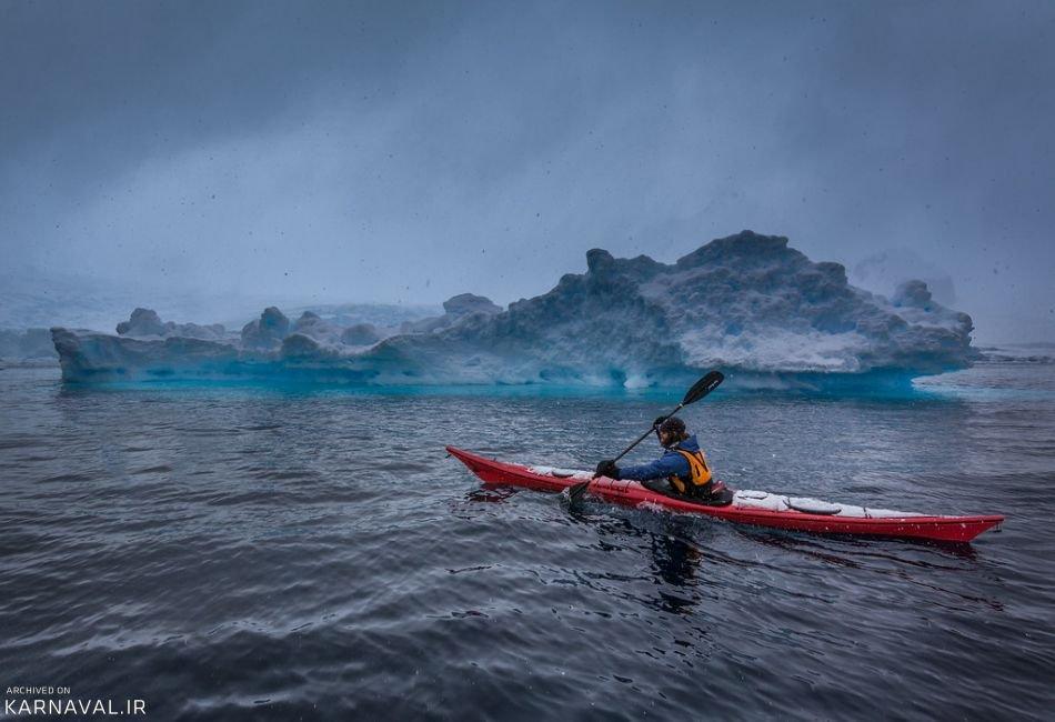 تصاویری از جنوبگان
