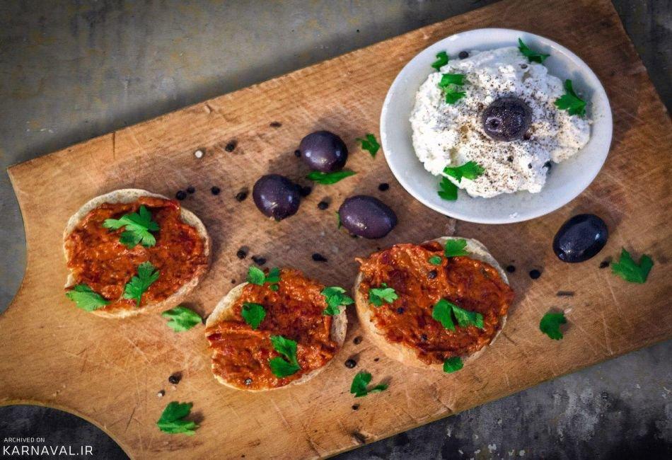 بهترین و معروف ترین غذاهای صربستان