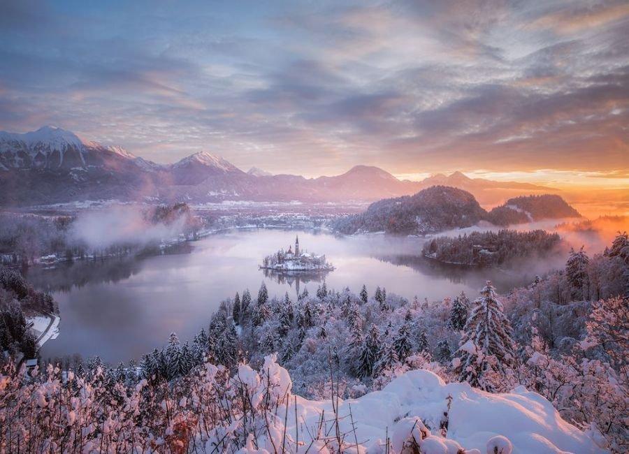 زمستان آرام