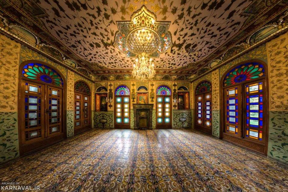 بازگشایی کاخ گلستان و سعدآباد
