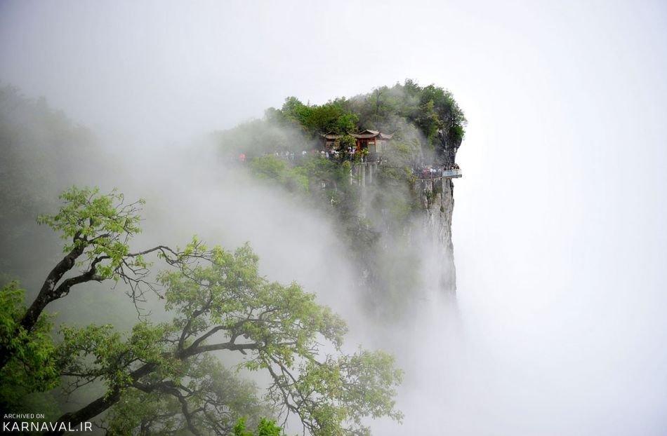 تصاویری از ژانگجیاجی در چین