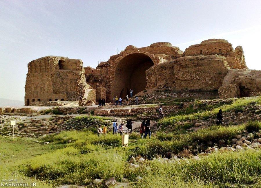 ثبت محور ساسانی فارس در فهرست جهانی یونسکو
