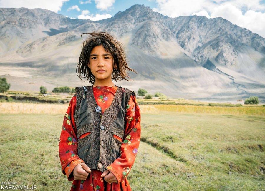 تصاویری از زیبایی های افغانستان