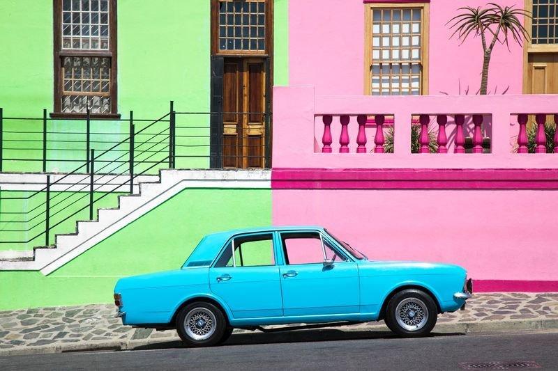 جاده رنگین کمانی