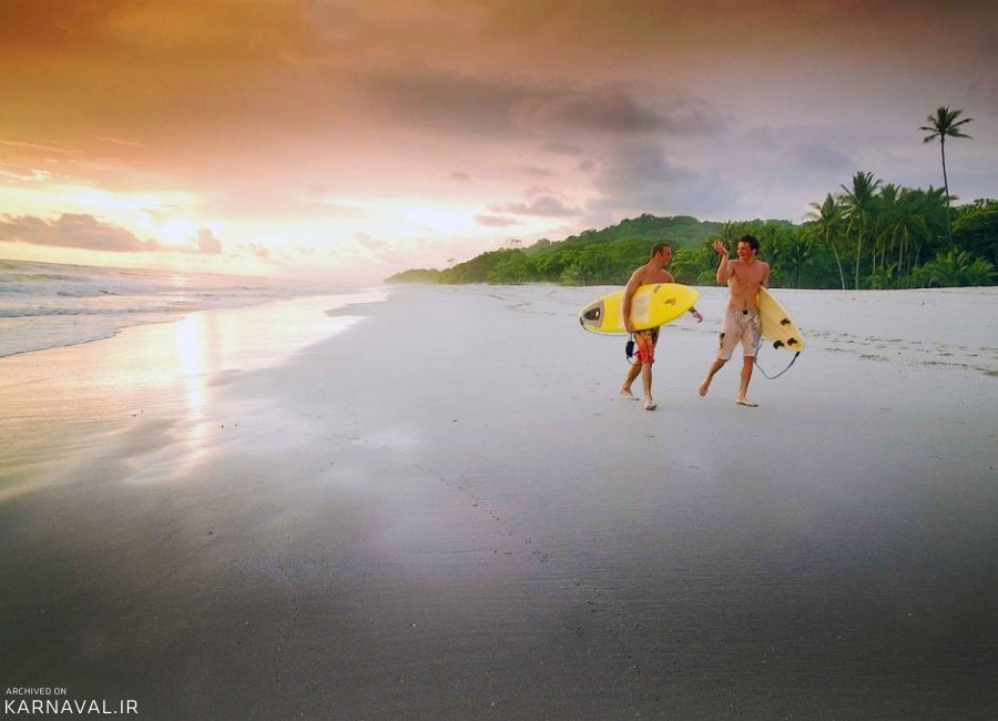 تصاویری از کاستاریکا