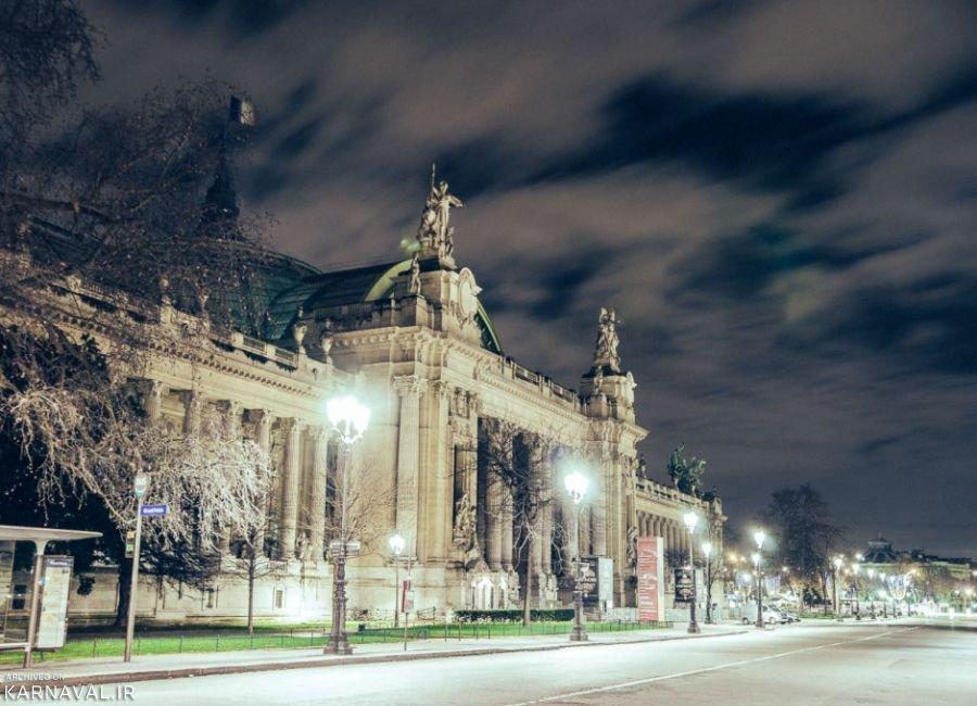 تصاویری از شب های پاریس